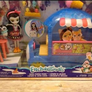 Enchantimals Wheel Frozen Treats Playset